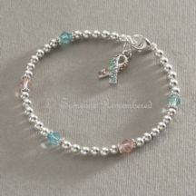 Infant Loss Awareness Bracelet